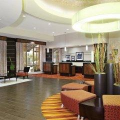 Отель Hampton Inn & Suites Columbus - Downtown США, Колумбус - отзывы, цены и фото номеров - забронировать отель Hampton Inn & Suites Columbus - Downtown онлайн интерьер отеля фото 2