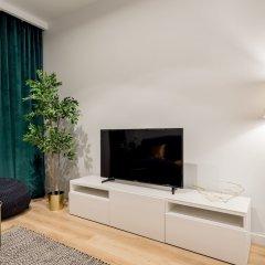 Отель Mennica Residence Chic Apartment Польша, Варшава - отзывы, цены и фото номеров - забронировать отель Mennica Residence Chic Apartment онлайн комната для гостей фото 4
