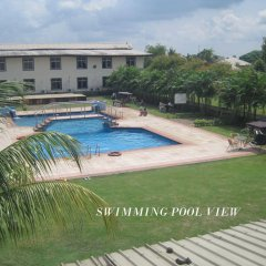 Отель AXARI Калабар бассейн фото 2