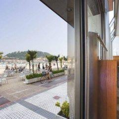 Отель NIZA Сан-Себастьян балкон