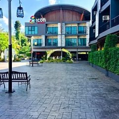 Отель 8Icon Ao Nang Krabi парковка