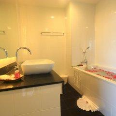 Отель Di Pantai Boutique Beach Resort ванная