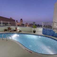 Landmark Premier Hotel Дубай бассейн фото 2