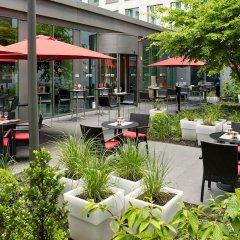 Отель Park Inn by Radisson Brussels Midi фото 7