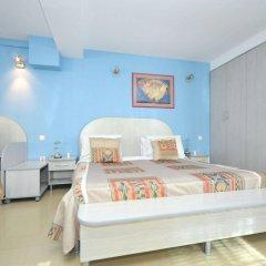 Отель Oaza Черногория, Будва - 8 отзывов об отеле, цены и фото номеров - забронировать отель Oaza онлайн комната для гостей фото 3