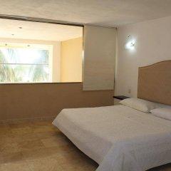 Отель Koox La Mar Condhotel Плая-дель-Кармен комната для гостей фото 2