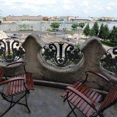 Отель Danubius Hotel Gellert Венгрия, Будапешт - - забронировать отель Danubius Hotel Gellert, цены и фото номеров балкон