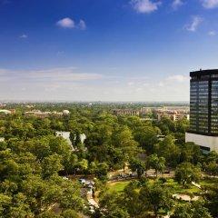 Отель Le Meridien New Delhi Нью-Дели балкон