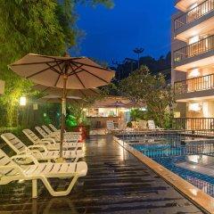 Отель Aonang All Seasons Beach Resort бассейн фото 3