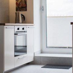 Апартаменты Bizzi LuxCenter View Studio сейф в номере