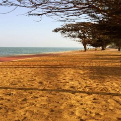 Отель Bacchus Home Resort пляж фото 2