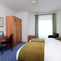 Отель Eden Hotel Швейцария, Женева - отзывы, цены и фото номеров - забронировать отель Eden Hotel онлайн комната для гостей фото 4