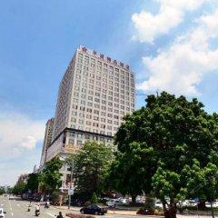 Отель Zhongshan Plainvim Fashion Business Hotel Китай, Чжуншань - отзывы, цены и фото номеров - забронировать отель Zhongshan Plainvim Fashion Business Hotel онлайн парковка
