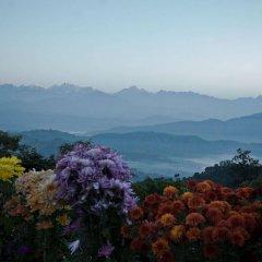 Отель Dhulikhel Mountain Resort Непал, Дхуликхел - отзывы, цены и фото номеров - забронировать отель Dhulikhel Mountain Resort онлайн приотельная территория