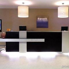 Отель Barcelo Costa Vasca Сан-Себастьян интерьер отеля фото 2