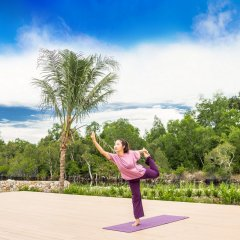 Отель Fusion Resort Phu Quoc Вьетнам, Остров Фукуок - отзывы, цены и фото номеров - забронировать отель Fusion Resort Phu Quoc онлайн фитнесс-зал фото 4
