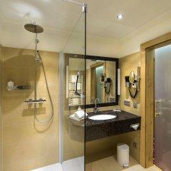 Отель HUBERTUSHOF Аниф ванная