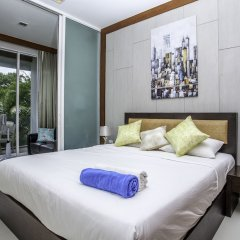 Отель Q Residence пляж Ката комната для гостей фото 3
