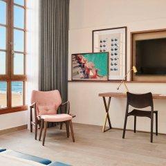 Отель Le Meridien Ra Beach Hotel & Spa Испания, Эль Вендрель - 3 отзыва об отеле, цены и фото номеров - забронировать отель Le Meridien Ra Beach Hotel & Spa онлайн удобства в номере фото 2