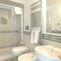 Отель Residenza Luce Италия, Амальфи - отзывы, цены и фото номеров - забронировать отель Residenza Luce онлайн ванная