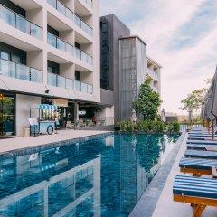 Hotel IKON Phuket бассейн фото 2