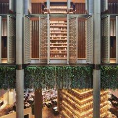 Отель Sheraton Shenzhen Nanshan Шэньчжэнь балкон