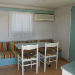 Отель Coll Vert Camping в номере
