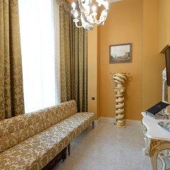 Отель Trezzini Palace 5* Стандартный номер фото 13