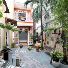 Отель Green Garden Homestay фото 14