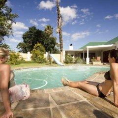 Отель Avoca River Cabins бассейн фото 2