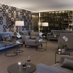 Hotel Jagdhof Марленго гостиничный бар
