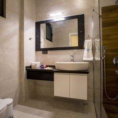 Villa Ege by Akdenizvillam Турция, Патара - отзывы, цены и фото номеров - забронировать отель Villa Ege by Akdenizvillam онлайн ванная