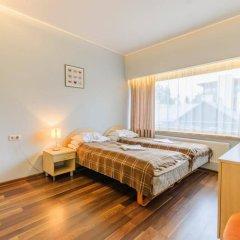 Отель Vila Upe Литва, Друскининкай - отзывы, цены и фото номеров - забронировать отель Vila Upe онлайн комната для гостей фото 5