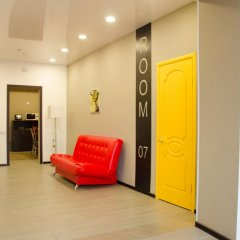 Svoboda Hostel Ярославль комната для гостей фото 5
