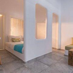 Отель Anemomilos Hotel Греция, Остров Санторини - отзывы, цены и фото номеров - забронировать отель Anemomilos Hotel онлайн комната для гостей фото 5