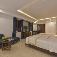 Eden Hotel Danang комната для гостей фото 2