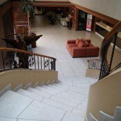 Отель Howard Johnson Plaza Las Torres Гвадалахара балкон
