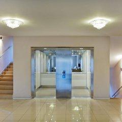 Golden Fish Hotel Apartments Пльзень интерьер отеля