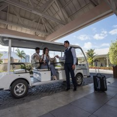 Отель Fiesta Americana Punta Varadero городской автобус