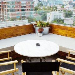 Отель Zen Rooms Ekkamai 6 Бангкок балкон