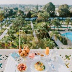 Отель Sofitel Rabat Jardin des Roses Марокко, Рабат - отзывы, цены и фото номеров - забронировать отель Sofitel Rabat Jardin des Roses онлайн балкон