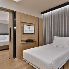 Отель Arcadia Suites Bangkok Бангкок фото 6