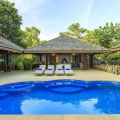 Отель Koh Jum Beach Villas фитнесс-зал фото 3