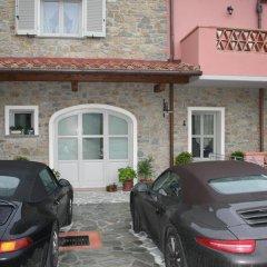 Отель La Terrazza di Reggello Реггелло парковка
