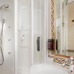 Hotel City Монтезильвано ванная