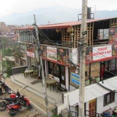 Отель Stupa View Inn Непал, Катманду - отзывы, цены и фото номеров - забронировать отель Stupa View Inn онлайн парковка