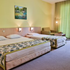 Park hotel Golden Beach комната для гостей фото 3