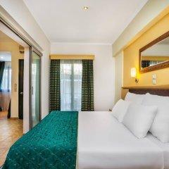 Отель Philoxenia Spa Hotel Греция, Пефкохори - отзывы, цены и фото номеров - забронировать отель Philoxenia Spa Hotel онлайн комната для гостей фото 5