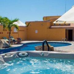 Отель Quinta del Sol by Solmar Мексика, Кабо-Сан-Лукас - отзывы, цены и фото номеров - забронировать отель Quinta del Sol by Solmar онлайн бассейн