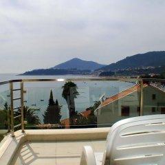 Meridian Hotel балкон